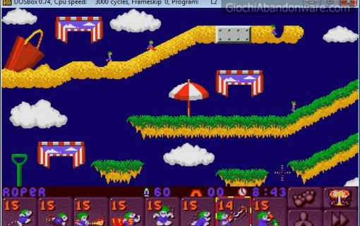 Lemmings-2-The-Tribes-05