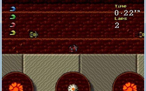 Galleria Micro Machines 2: Turbo Tournament