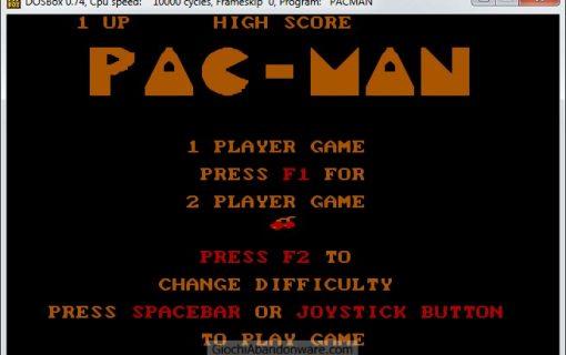 Galleria Pac-Man