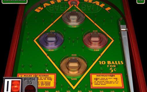 Microsoft Pinball Arcade 1988 – Tavolo 1
