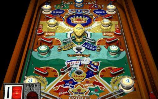 Microsoft Pinball Arcade 1988 – Tavolo 2