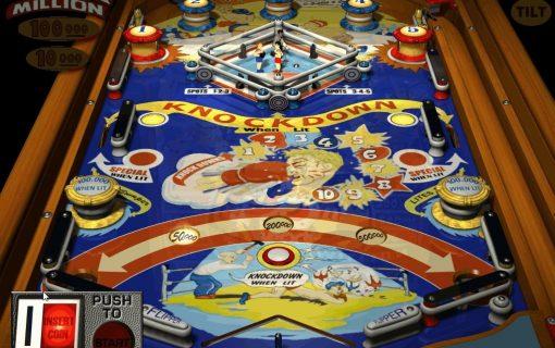 Microsoft Pinball Arcade 1988 – Tavolo 3