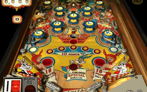 Microsoft Pinball Arcade 1988 – Tavolo 4