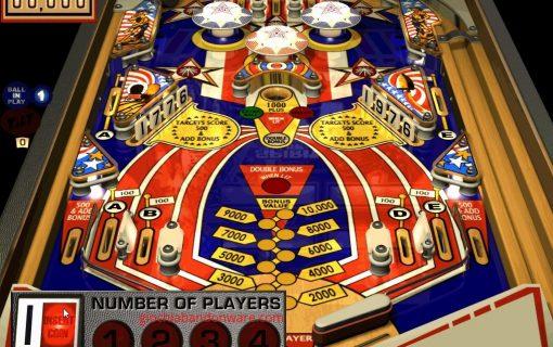 Microsoft Pinball Arcade 1988 – Tavolo 5