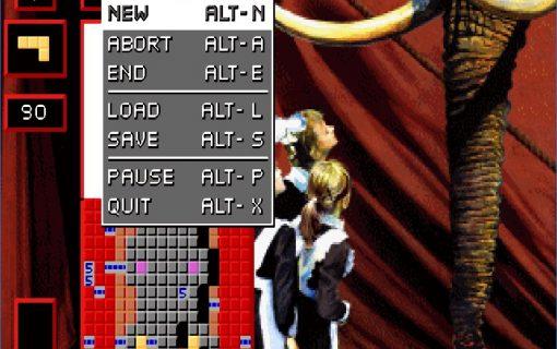 Super Tetris – 05 – Menu