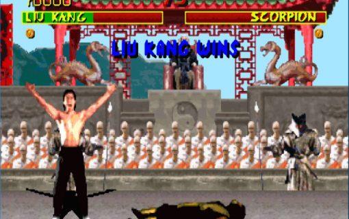 Galleria Mortal Kombat