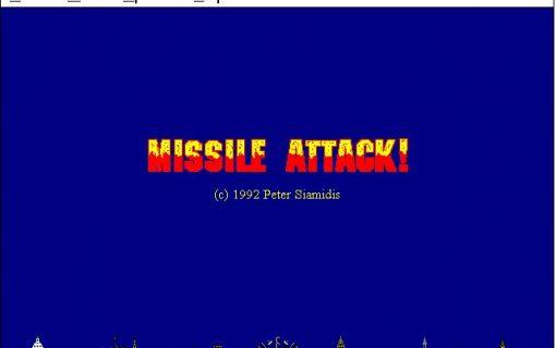Galleria Missile Attack