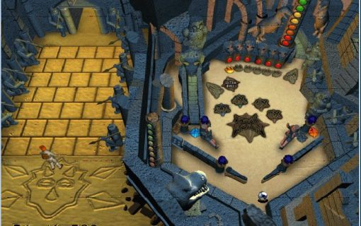 Galleria 3-D Ultra Pinball: The Lost Continent