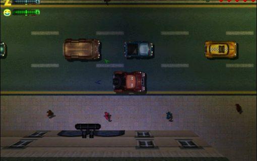 Galleria Grand Theft Auto 2