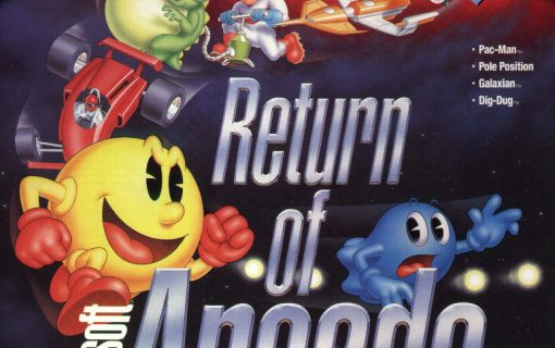 Galleria Microsoft Return of Arcade