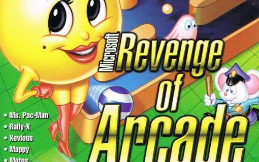Galleria Microsoft Revenge of Arcade