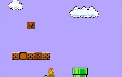 Galleria Super Mario Bros