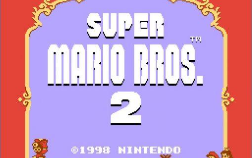 Galleria Super Mario Bros 2