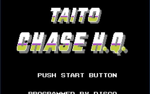 Taito Chase HQ – 01