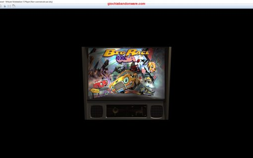 Pro Pinball Big Race USA – Screenshot – 1