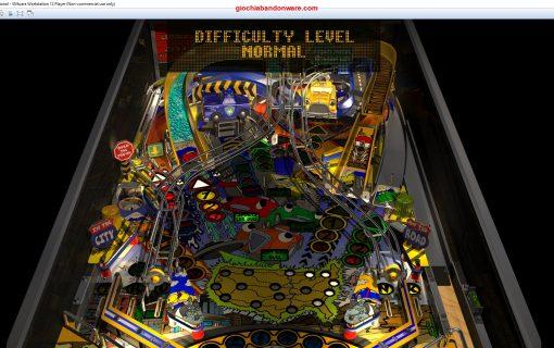 Pro Pinball Big Race USA – Screenshot – 2