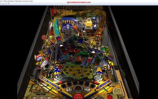Pro Pinball Big Race USA – Screenshot – 3