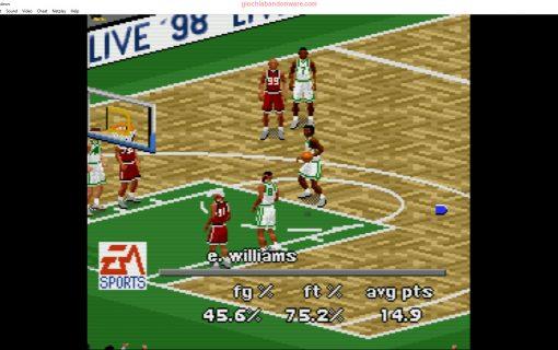 Galleria NBA Live 95