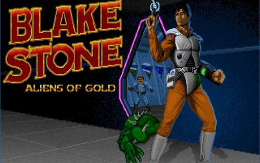Blake Stone Aliens of Gold – Screenshot – 1