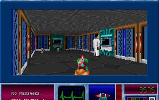 Blake Stone Aliens of Gold – Screenshot – 4