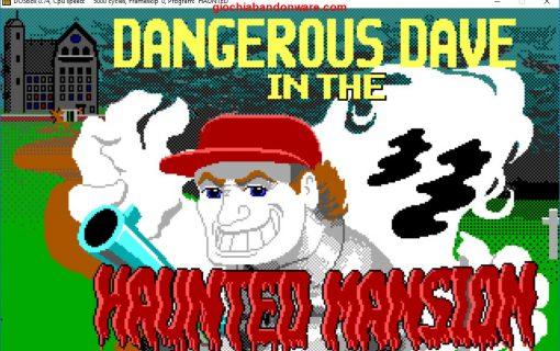 Dangerous Dave 2 – Screenshot – 1