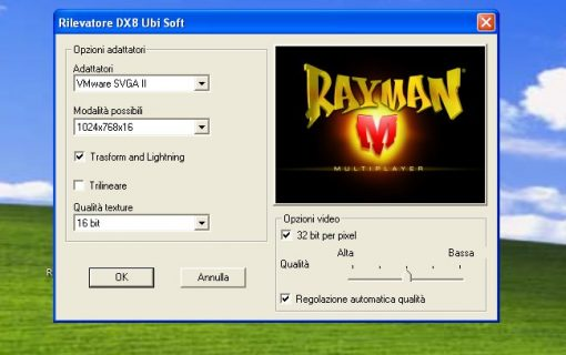 Rayman Arena – Screenshot – 1