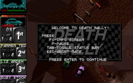 Galleria Death Rally