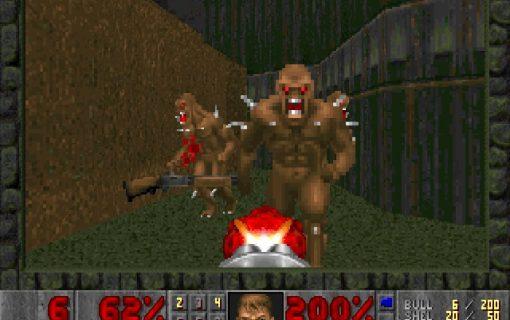 Galleria Final Doom TNT: Evilution