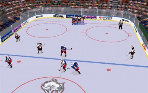 Galleria NHL 97