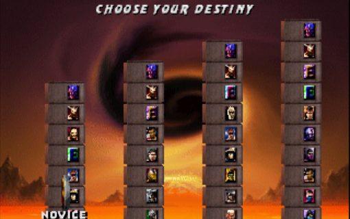 Mortal Kombat Trilogy – 4