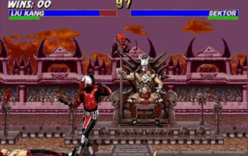 Mortal Kombat Trilogy – 5