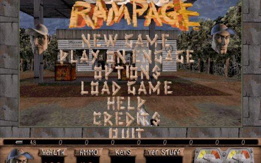 Redneck Rampage – 05