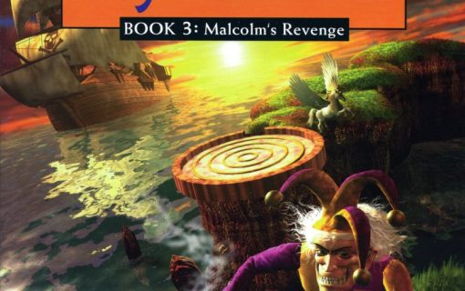 The Legend of Kyrandia Book 3 – Malcolm's Revenge – Front Cover
