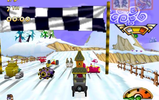 Galleria Wacky Races