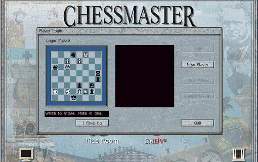 ChessMaster 7000 – 1
