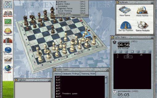 ChessMaster 7000 – 3