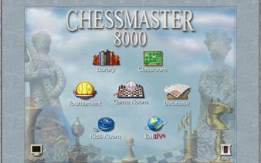 ChessMaster 8000 – 01