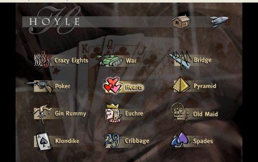 Hoyle Classic Card Games – 01