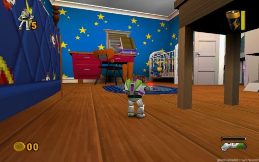 Galleria Toy Story 2: Buzz Lightyear to the Rescue