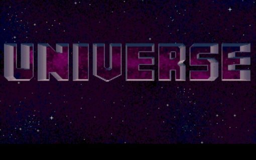 Universe – 02