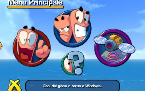 Worms 3D – 02