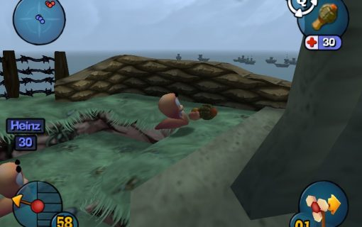 Worms 3D – 06