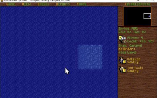 Sid Meier Colonization – 002