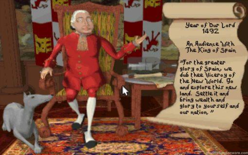Sid Meier Colonization – 003