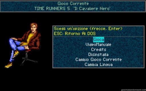 Galleria Time Runners 05 – Il Cavaliere Nero