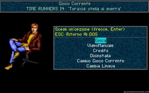 Time Runners 14 – Toraxid, Stella di Guerra 01