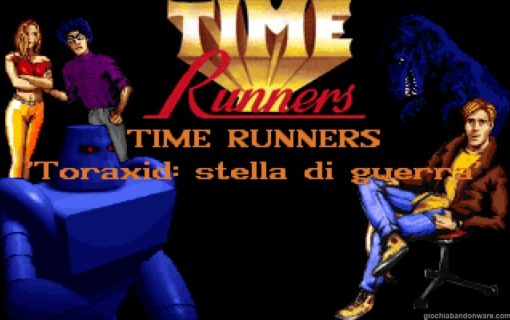 Time Runners 14 – Toraxid, Stella di Guerra 02