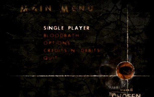 Blood II The Chosen – 01
