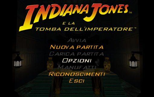 Galleria Indiana Jones e la Tomba dell'Imperatore