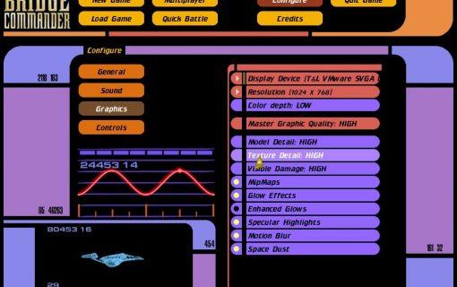 Star Trek Bridge Commander – Screenshot – 01